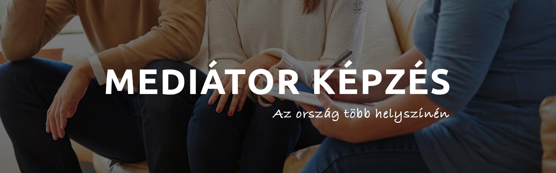 Mediátor képzés